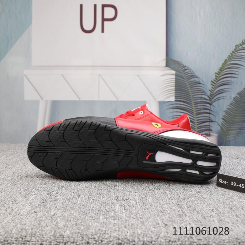 Original PUMA X Ferrari Limited Joint Men's Racing Shoes size:36 45 (4 colors)