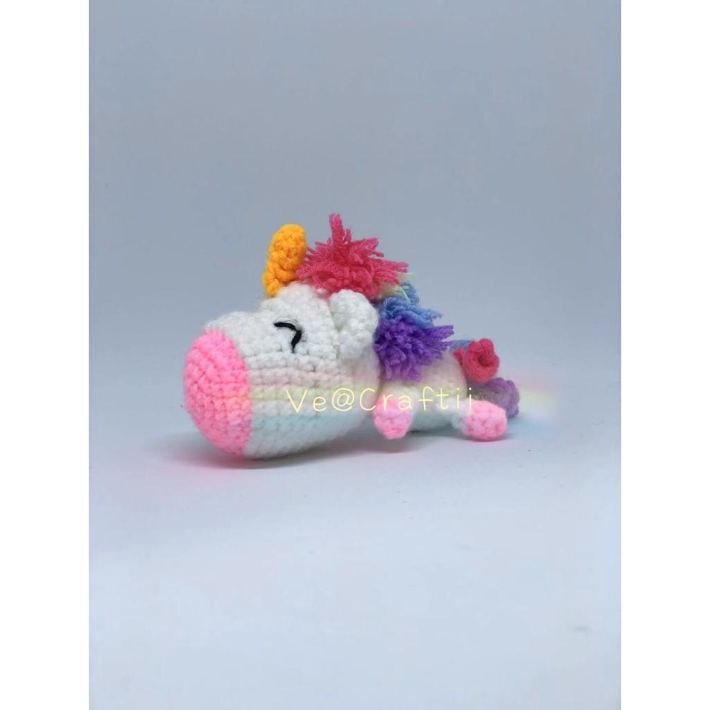 Unicorn Keychain Archives - Crochet & Knitting | 1024x1024