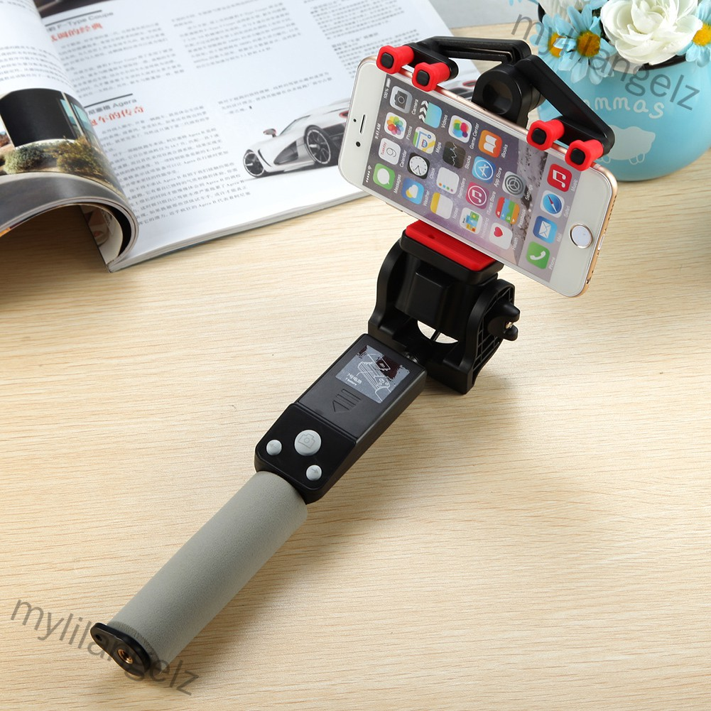Mylilangelz 360 degrees Smart Rotation Extendable Selfie Stick Wireless Bluetooth 4.0 RC Support (READY STOCK)