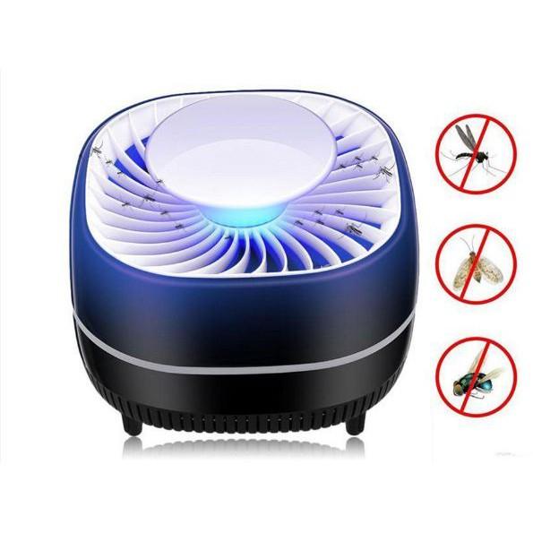 READY STOCK SHP] LAMPU PEMBUNUH NYAMUK? Mosquito-Killing Lamp USB Powered Household Indoor Mosquito Killer Bugs Light UV