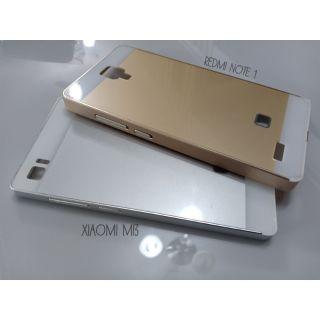 purchase cheap 760af c35ca xiaomi redmi mi3 redmi note 1 aluminium mirror case