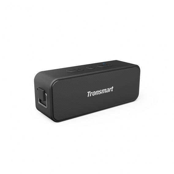 Tronsmart T2 Plus 20W Outdoor Waterproof Speakers Bluetooth 5.0  IPX7 24-Hour Playtime TWS, Built-in Mic