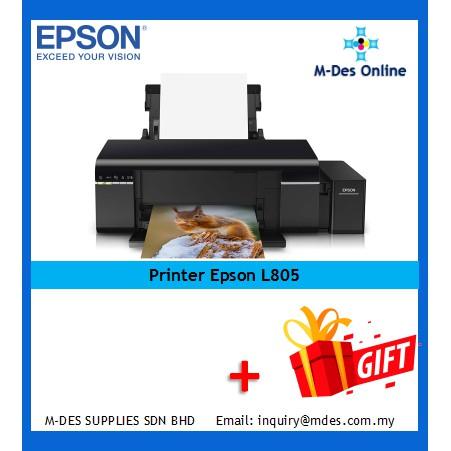 Epson L805 Driver