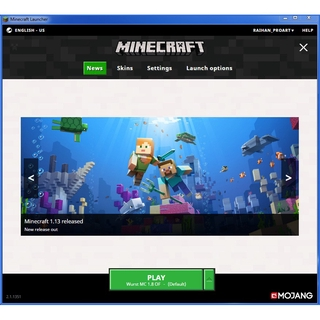 MINECRAFT JAVA EDITION FULL ACCESS ACCOUNT | UNMIGRATED FULL ACCESS