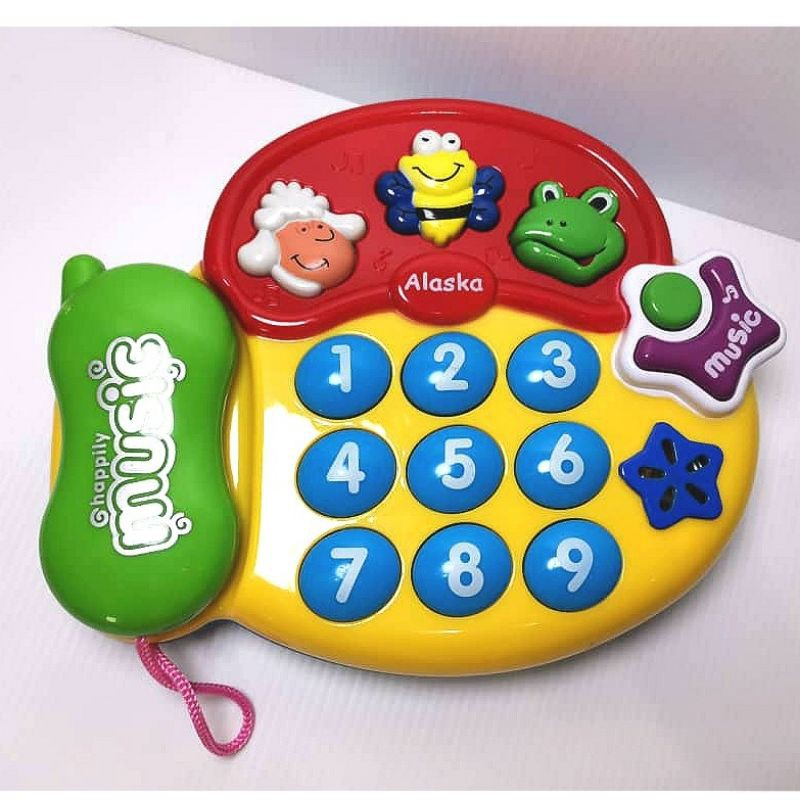 Baby Phone Toys Educational Play set (Music) music Phone The Best Welcome Gift for the children
