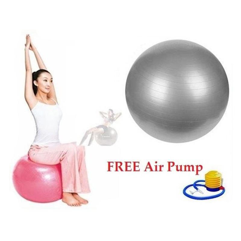 Buy 75cm Exercise Ball: 75cm 85cm Burst Resistance Yoga Ball Gym Fitness Iron