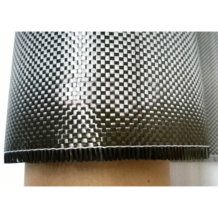 3K 200gsm Real Plain Weave Carbon Fiber Cloth Fabric Twill DIY Tape 8/'/' x 12/'/'