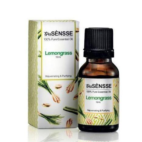 Trusensse 100% Pure Lemongrass Essential Oil-15ml