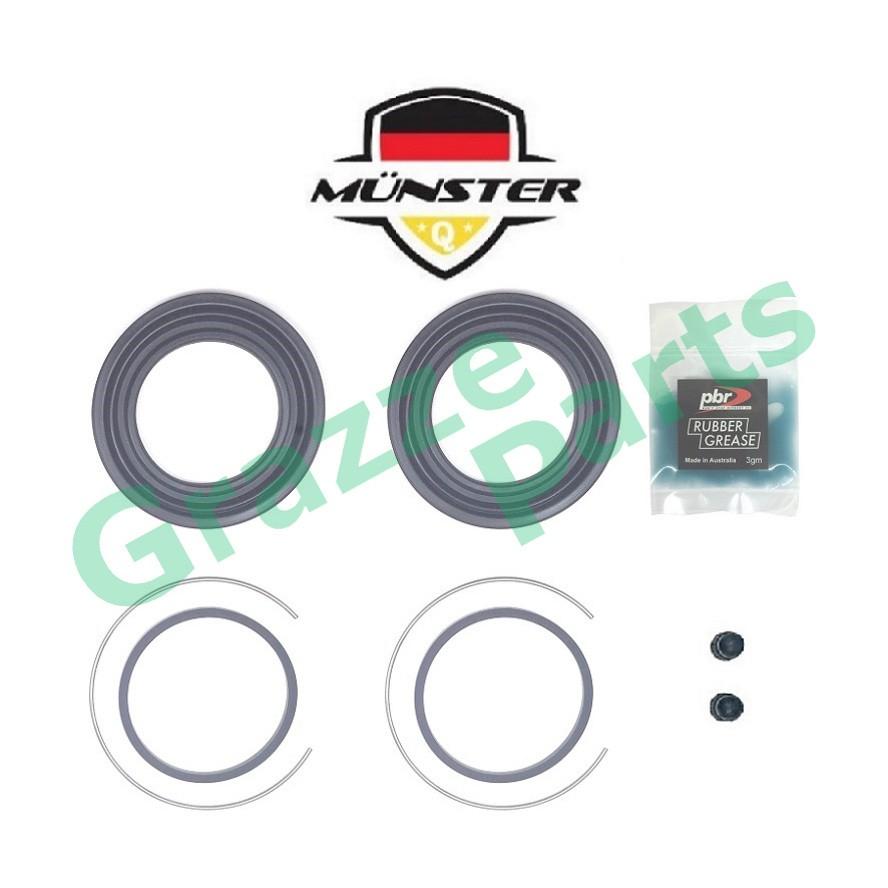 Münster Disc Brake Caliper Repair Kit Front for 04478-0D130X -TYT Vios NCP93 J/E