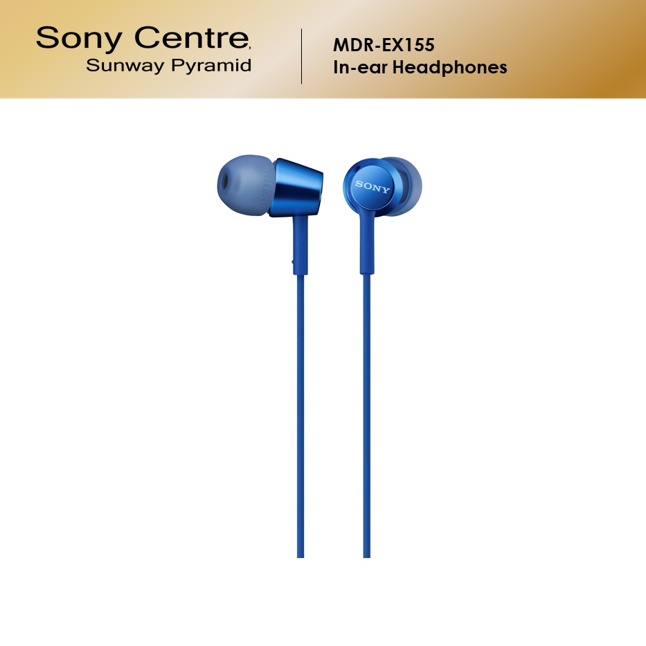 Sony MDR-EX155 In-Ear Headphones