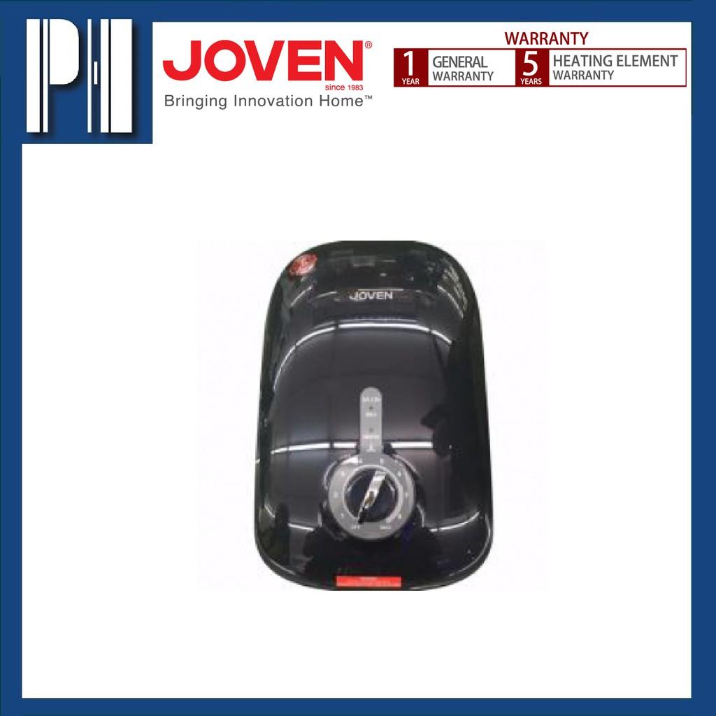 JOVEN SA10E PUMPLESS INSTANT WATER HEATER - BLACK