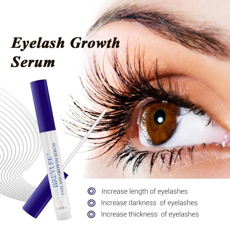 ac86a294ff9 Eyelash Growth Serum Eyelash Enhancer Liquid Treatment Longer Thicker