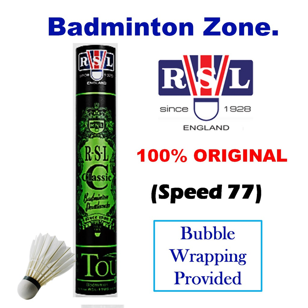 RSL Classic Original (Bubble Wrapping) (Speed 77 ...