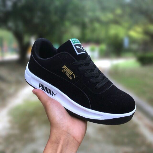new style 0645d a6d36 🔥READY STOCK🔥 Puma GV Special Black