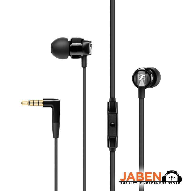 Sennheiser CX 300S Comfortable Ergonomic Wired In-line Mic Remote In-Ear Earphones [Jaben]
