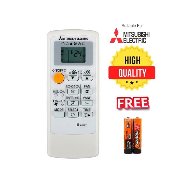 MITSUBISHI Air Cond Remote Control Replacement -MP04B MPO4A MP2B MP07A