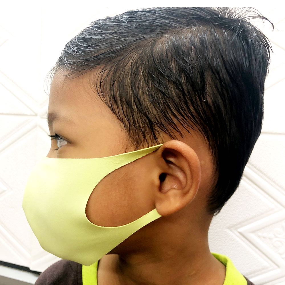 Child Face Mask Cloth Reusable