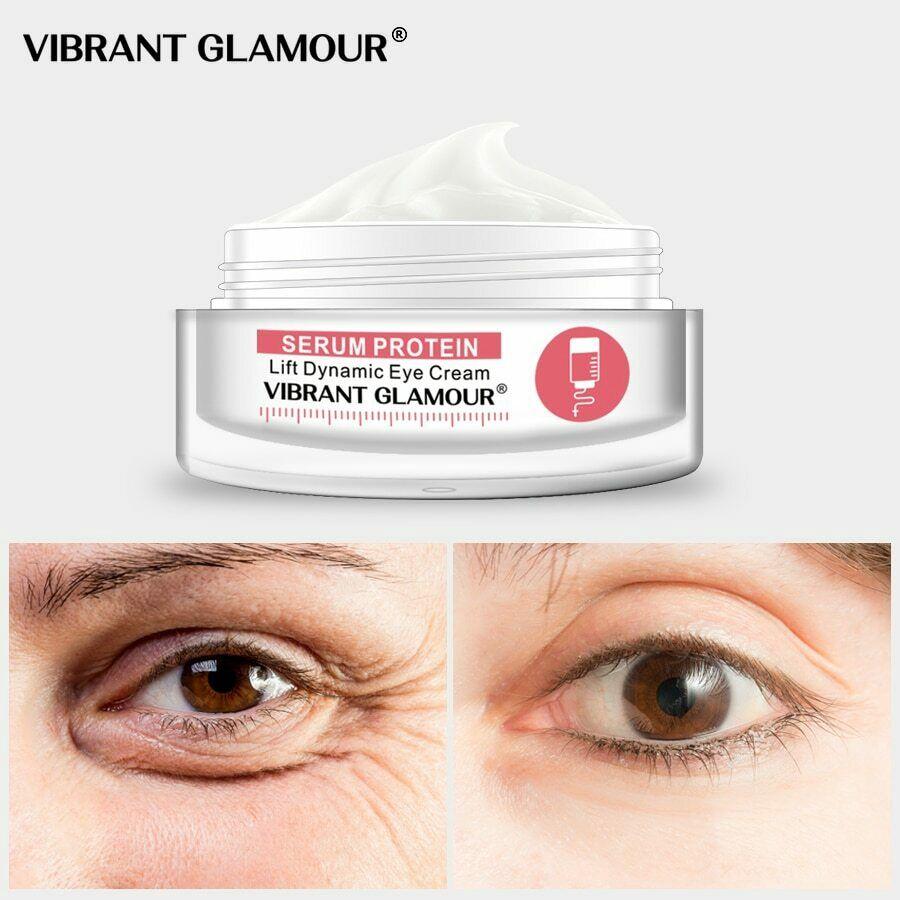 Serum Protein Eye Cream Anti Wrinkle Remover Dark Circles Against