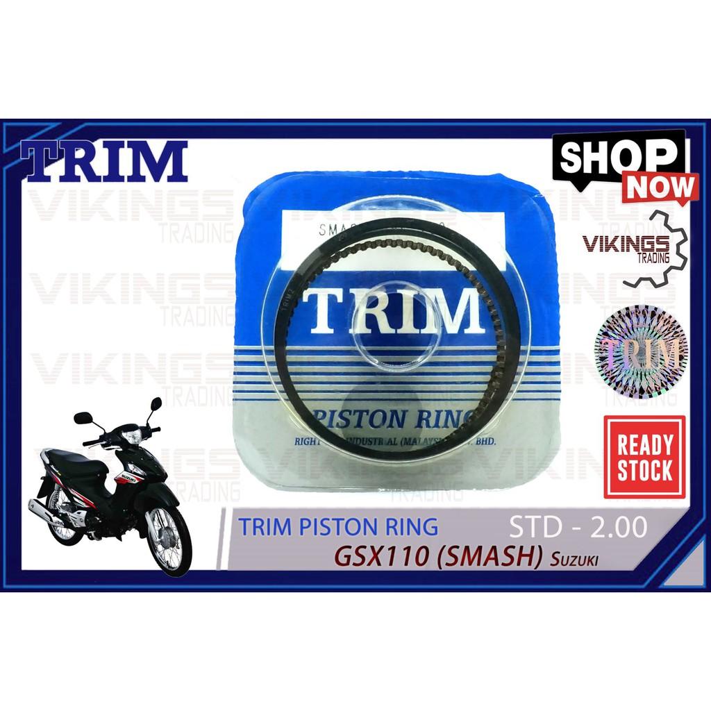 SMASH GSX110 PISTON RING TRIM MALAYSIA