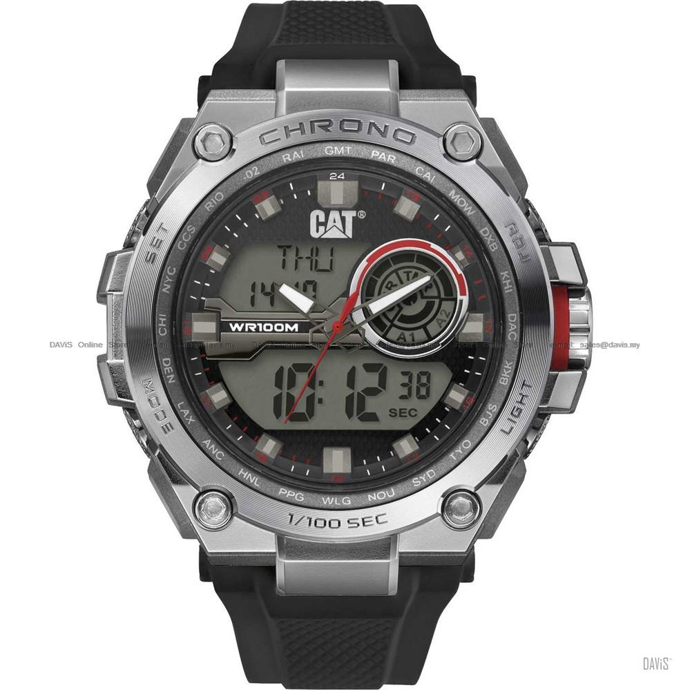 Cat Silicone Anadigit Redoriginal Black 155 138 Ii Watches Mb 21 Caterpillar wPZuTiXOk