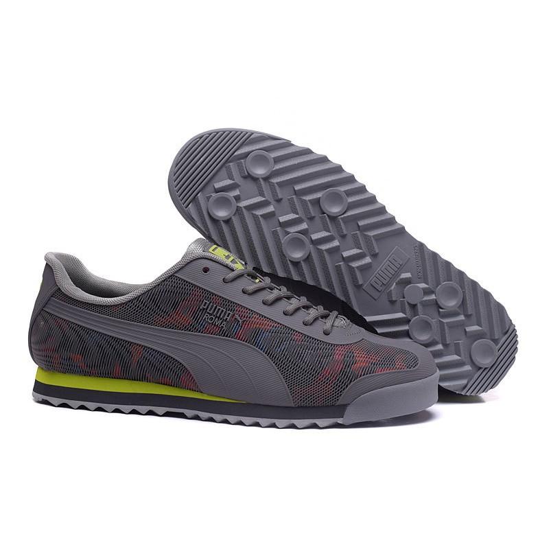 puma roma tk graphic sneakers