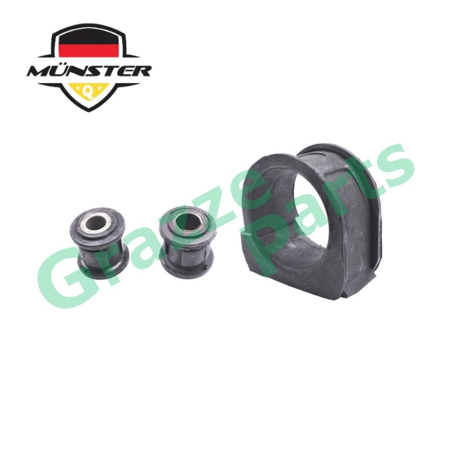 Münster Präzision Technology Steering Rack Rubber /Bush Set PW895149 Proton Exora Exora Bold Preve Suprima