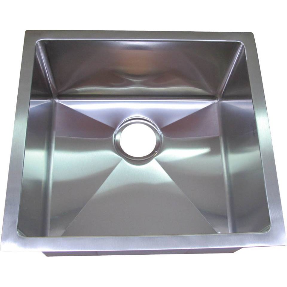 Single Bowl Stainless Steel Sink NKS-4845