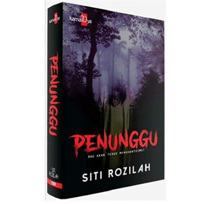 Penunggu , Author By : Siti Rozilah , ISBN : 9789674062521
