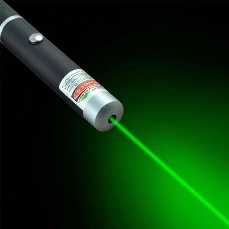 1000mW High Power 532nm Green Light Laser Pointer Pen Flashlight 1500M | Shopee Malaysia