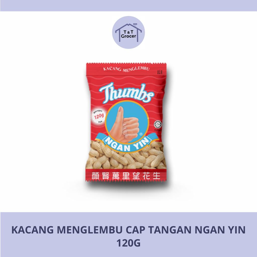 Kacang Menglembu Cap Tangan Ngan Yin [120g]