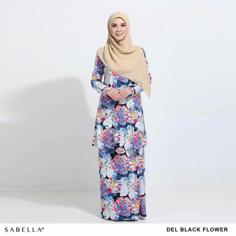 Sabella Kurung Queeny Size M [Ready Stock]