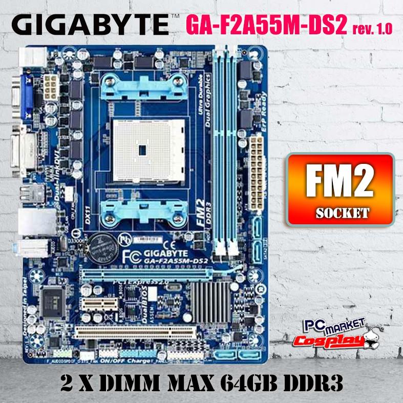 GIGABYTE GA-F2A55M-DS2 REALTEK AUDIO WINDOWS 8 X64 DRIVER