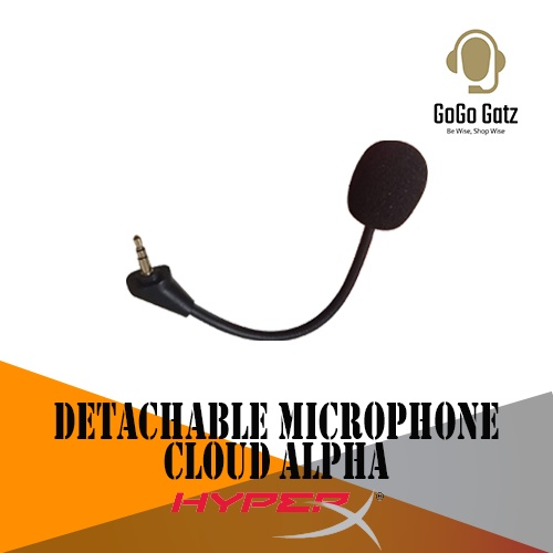 {HXS-HSMC-CA} HyperX Detachable Microphone Cloud Alpha