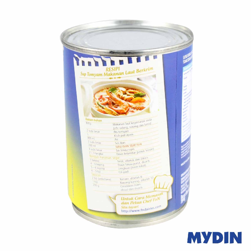 F&N Evaporated Filled Milk (390g)
