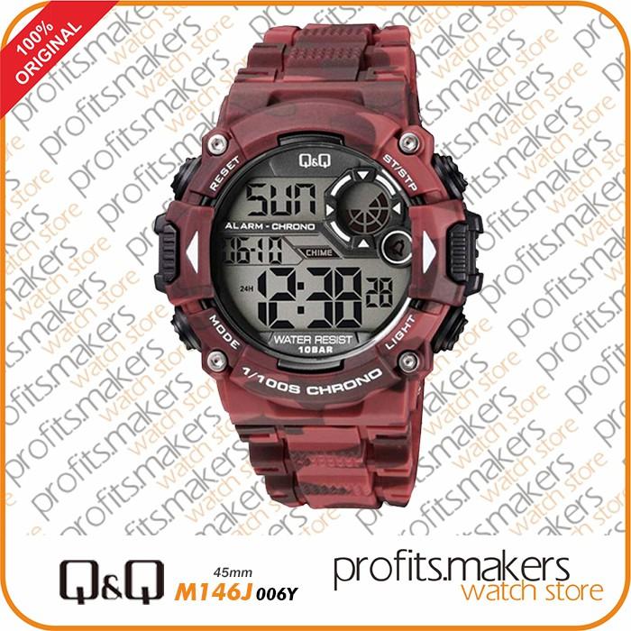 Q Q M146j M 146 J M146 J006y Watch Jam Tangan Qq Qnq Original Shopee Malaysia