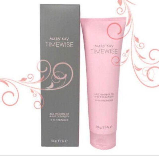Marykay Timewise Cleanser Combination To Oily Shopee Malaysia
