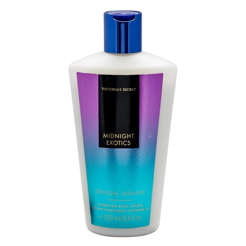 Victoria's Secret Midnight Exotics Sensual Jasmine Hydrating Body Lotion, 250 ml