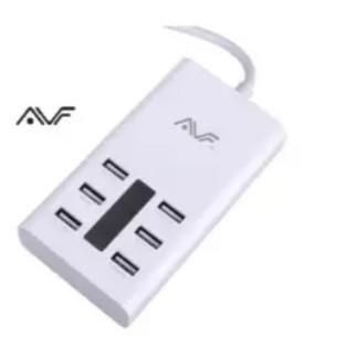 AVF AUTAM05  6 PORTS USB POWER ADAPTER 7.2A TOTAL OUTPUT
