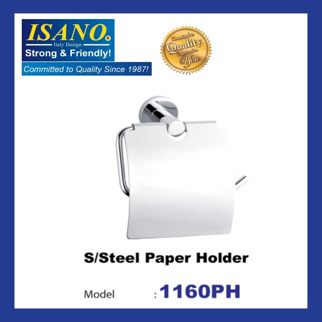 ISANO 1160PH Stainless Steel Paper holder