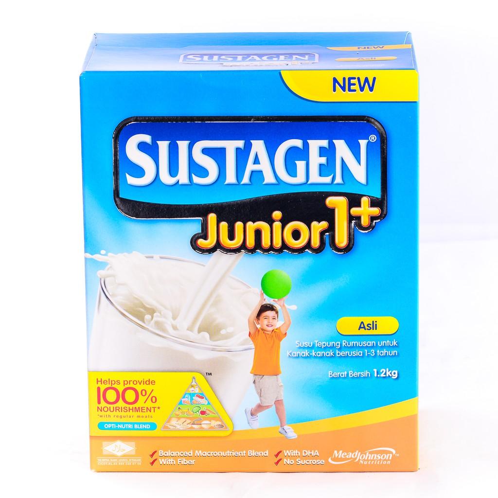 Sustagen Junior 1+ Original (1.2kg)
