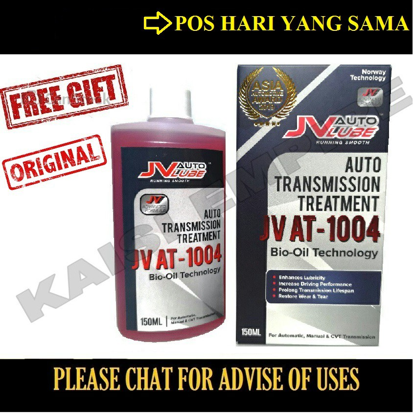 JV Auto Lube Auto Transmission Treatment