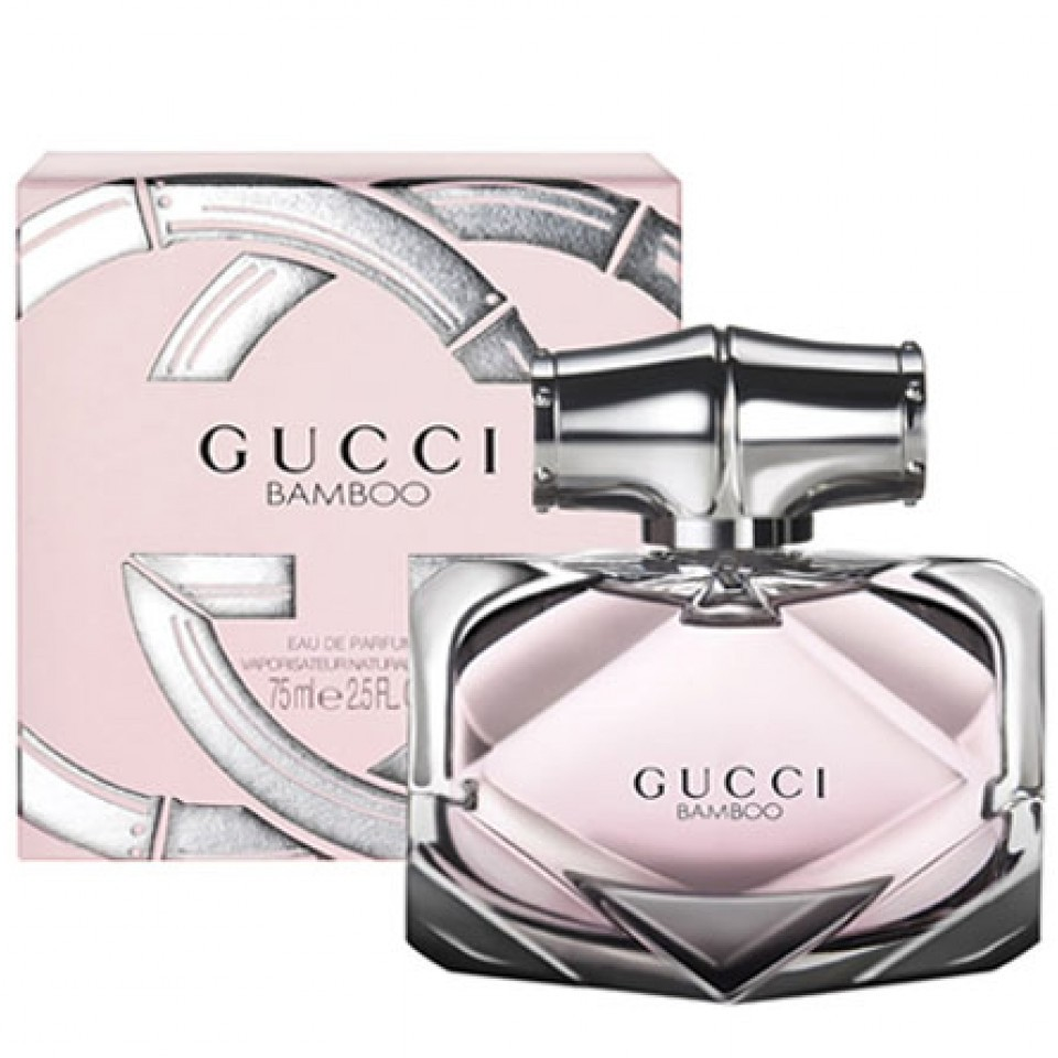683c76411 Gucci Bamboo Limited Edition for women 75ml EDP | Shopee Malaysia