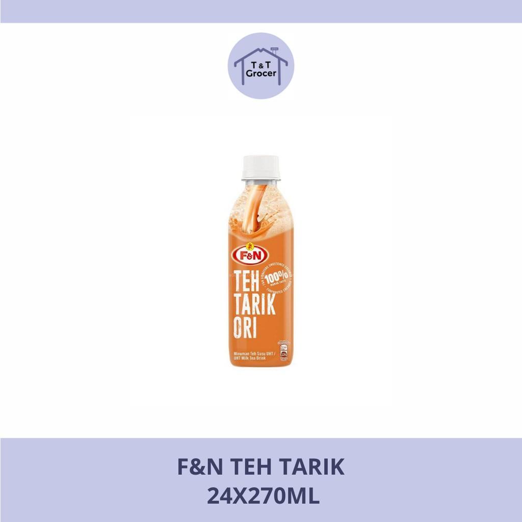 F&N Teh Tarik 24x270ml