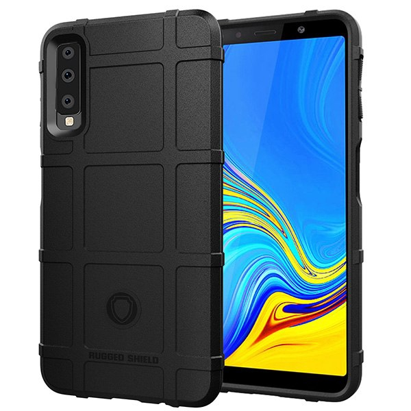 660f4ec0fd ProductImage. ProductImage. Case for Samsung Galaxy A7 2018 Soft Slim Armor  Matte Shockproof TPU ...