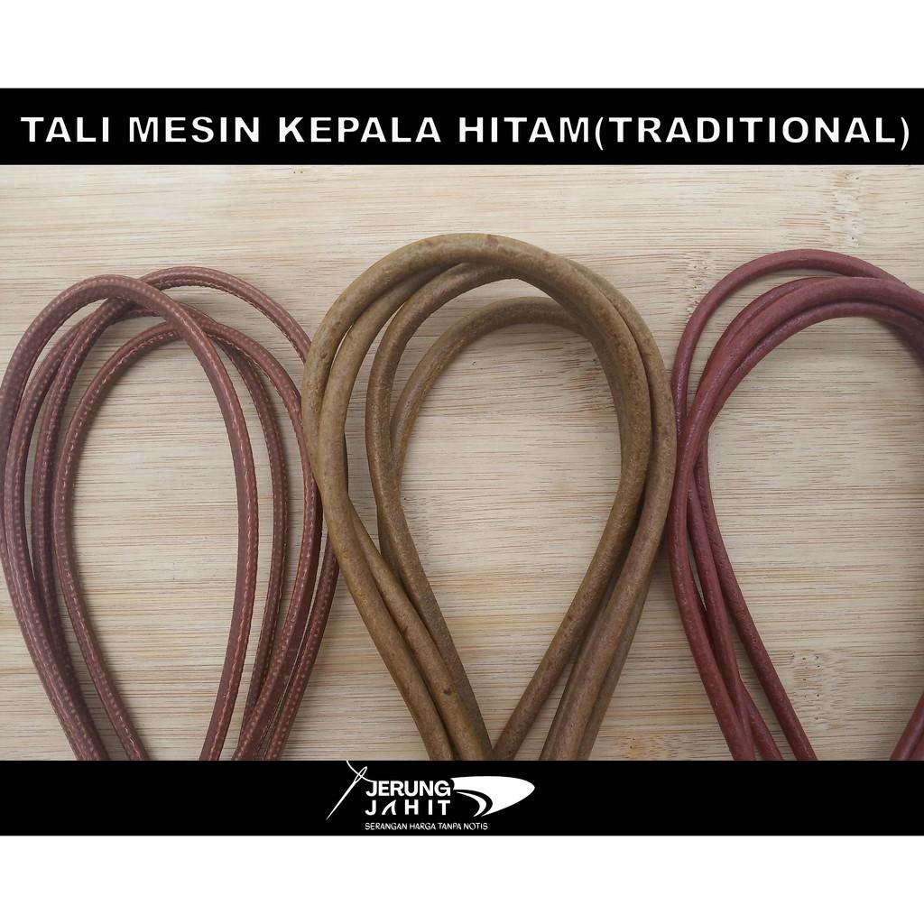 TALI MESIN KEPALA HITAM - READY STOCK MALAYSIA