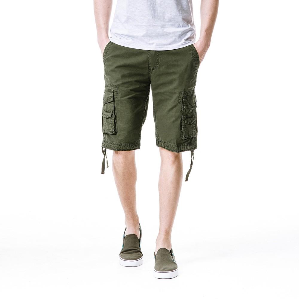 Summer Short Pants Cargo For Men Sporty