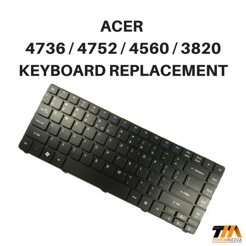 ACER ASPIRE 4736 4253 4551 4552 4750 4752 4738 D728 OEM REPLACEMENTKEYBOARD | Shopee Malaysia