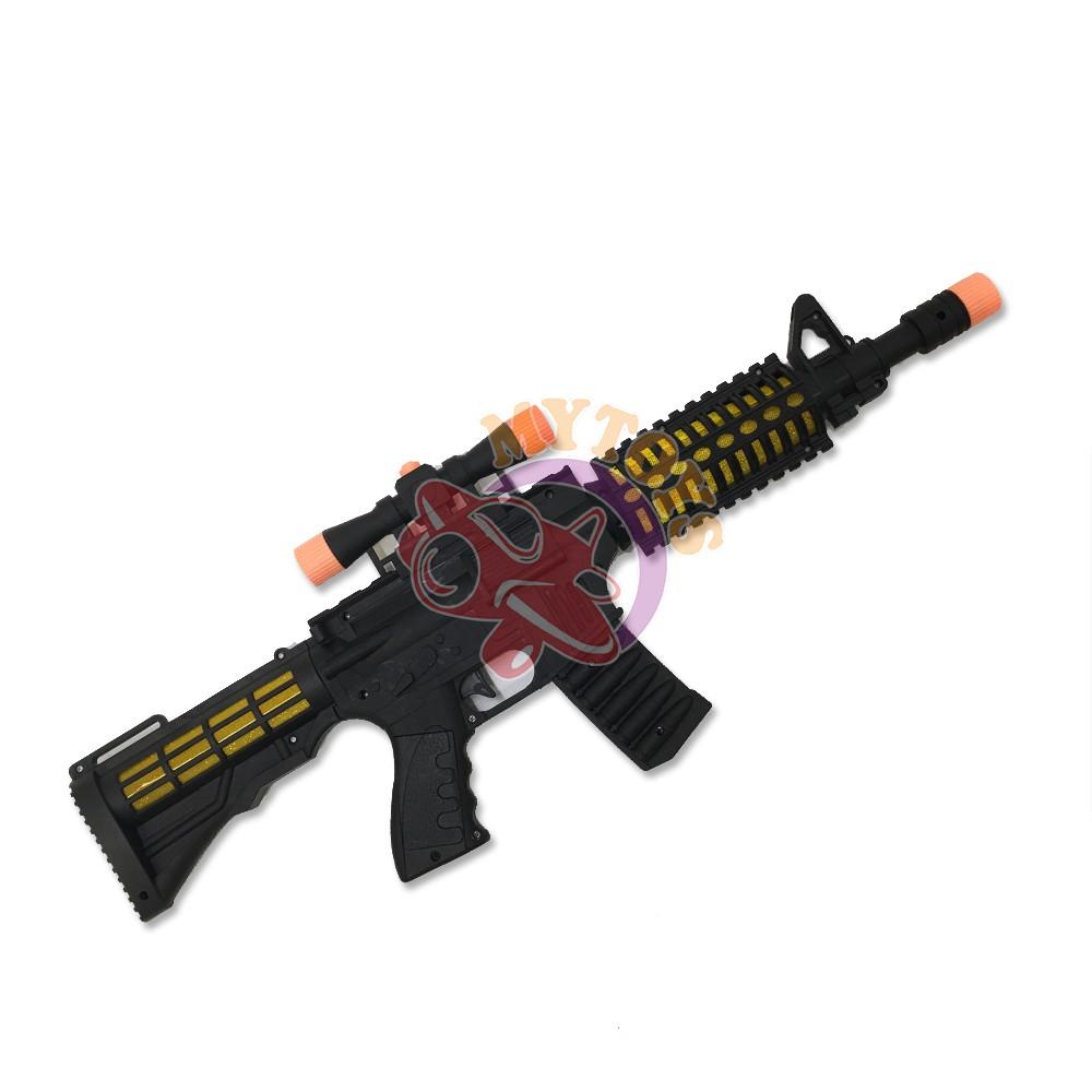 Mytoys Assemble Machine Toy Gun For Boys Toy Shooter Machine Gun Shopee Malaysia