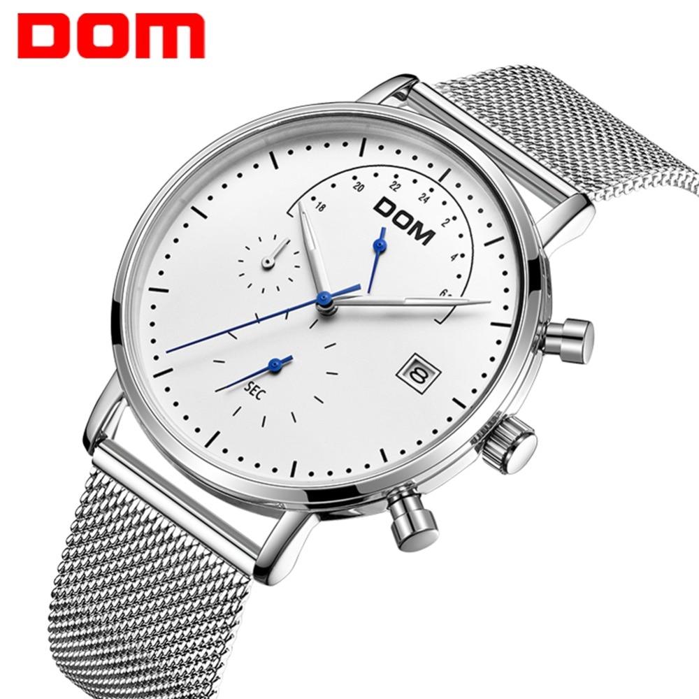 f5e60e66b517 MEGIR Hombres Original Reloj De Cuarzo Reloj Hombre Relojes De ...