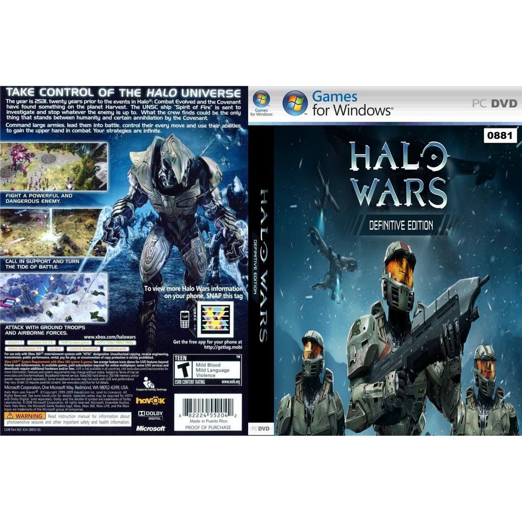 (PC) Halo Wars Definitive Edition